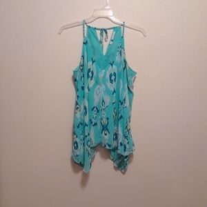 Spaghetti strap top by New York & Co. Size XL